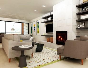 Livingroom Rendering